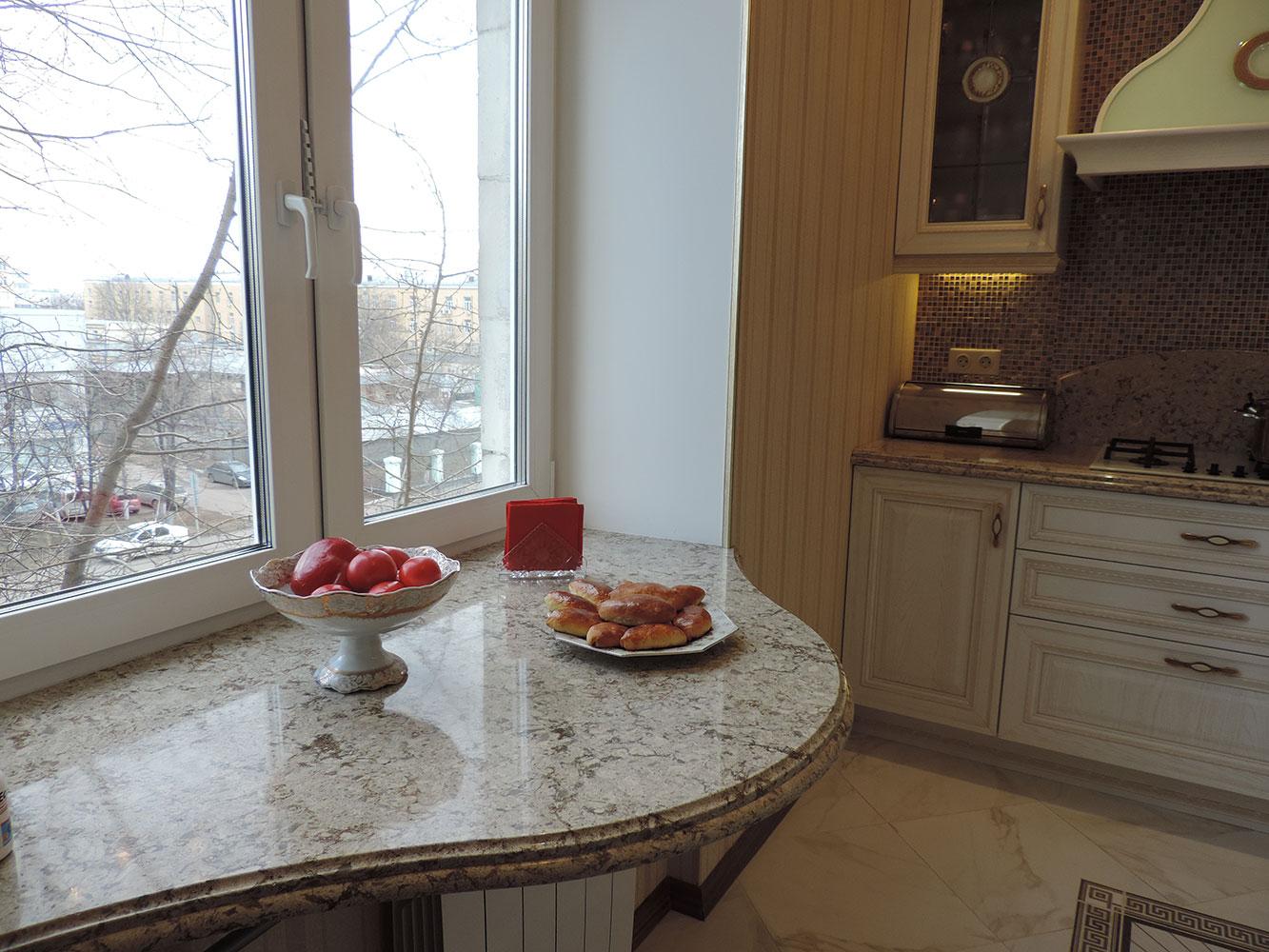 Москва, частная квартира